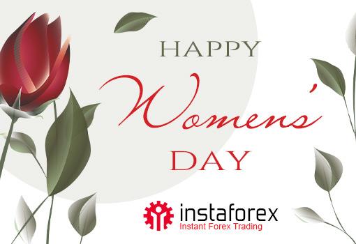 Xin Chúc mừng Ngày Quốc tế Phụ Nữ!
