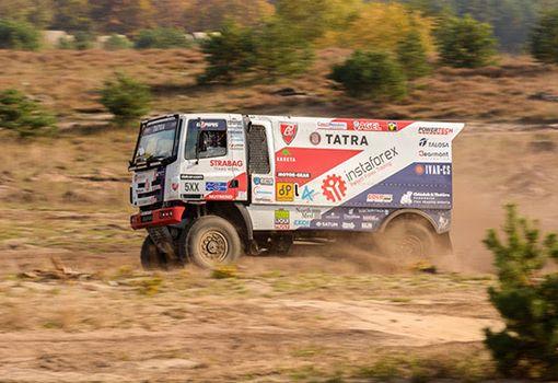 «Дакар 2017»: к новой победе на новом грузовике