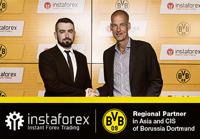 Legendary football club Borussia is now with us!