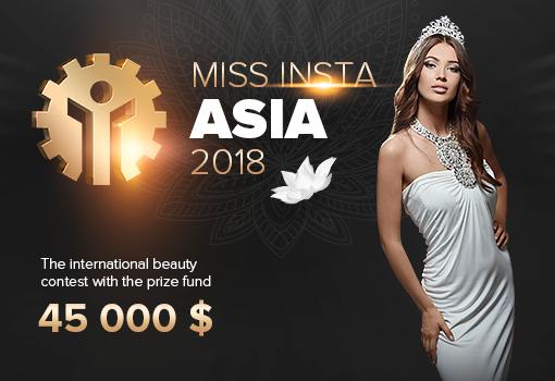 Miss Insta Asia 2018