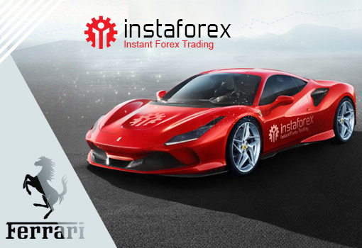 InstaForex invites traders to join the campaign for the legendary Ferrari