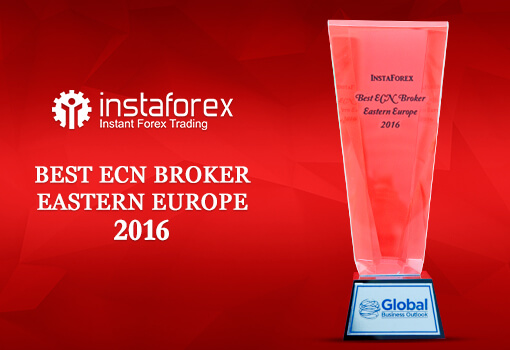 Best ECN Broker Eastern Europe 2016 by Global Business Outlook