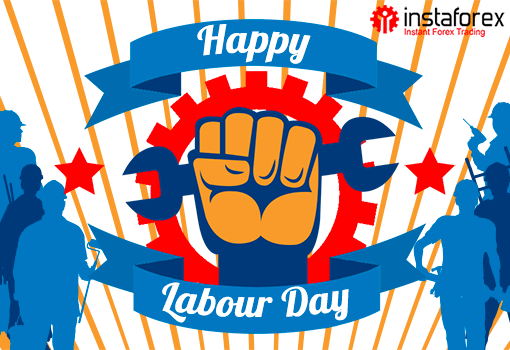 InstaForex wishes you happy Labor Day!