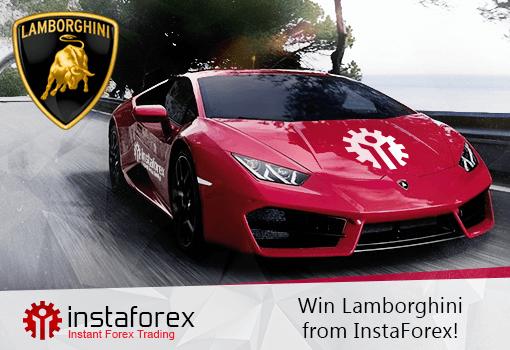 Win Lamborghini Huracan in InstaForex campaign!