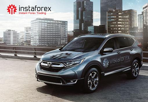 Honda CR-V untuk Indonesia dari InstaForex