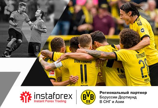 Il trionfo a Dortmund