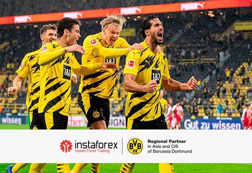 Borussia Dortmund wins another important match, securing its place in Champions League!