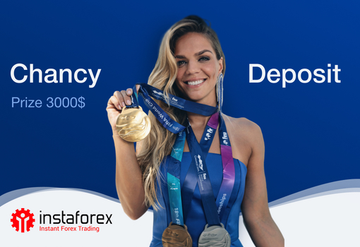 We raise Chancy Deposit prize pool to $3,000 in September