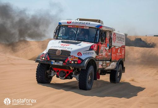 InstaForex Loprais Team on path to Dakar 2019