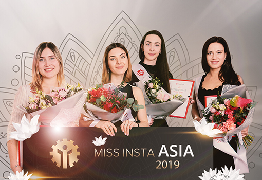 The 10th season of Miss Insta Asia 2019 is finished
