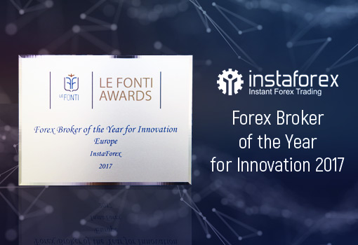 InstaForex wins Le Fonti Award for innovative achievements