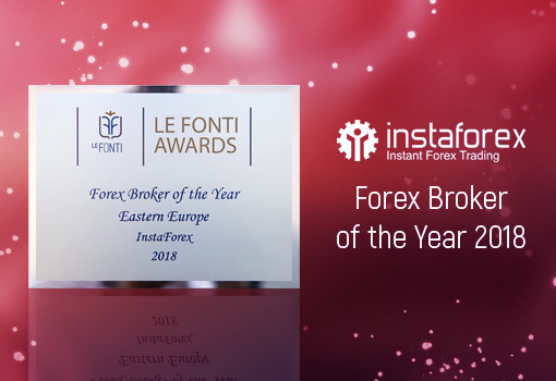 ​InstaForex wins Le Fonti Awards for the second time