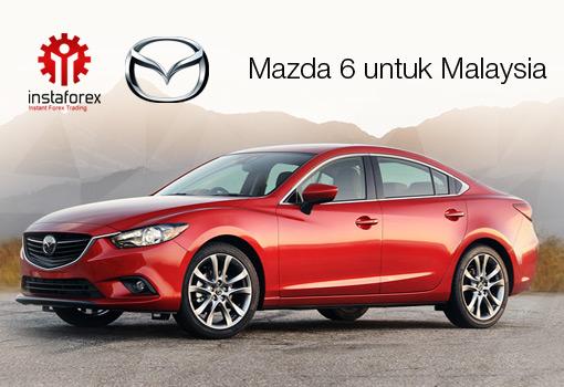 Mazda 6 telah menemui pemenangnya!