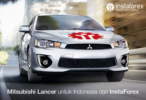 Promo Mitsubishi Lancer untuk Indonesia dari InstaForex telah berakhir.