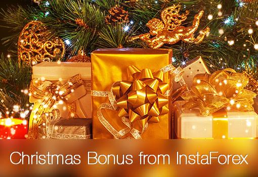 Christmas Bonus from InstaForex