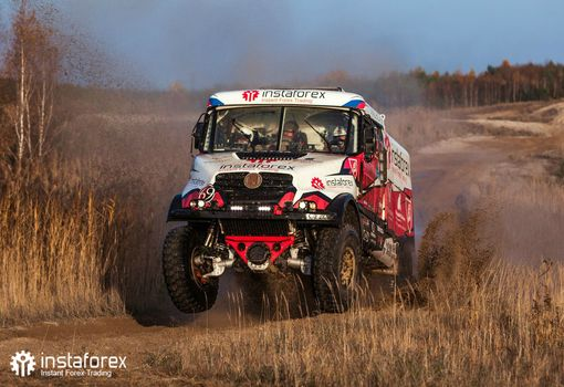 ​Few weeks left before Dakar Rally 2018 and we root for InstaForex Loprais Team!