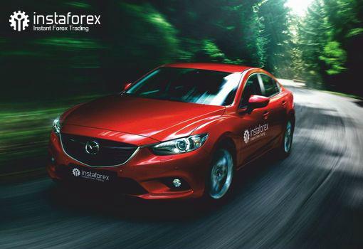 Rebut peluang untuk memenangi Mazda 6