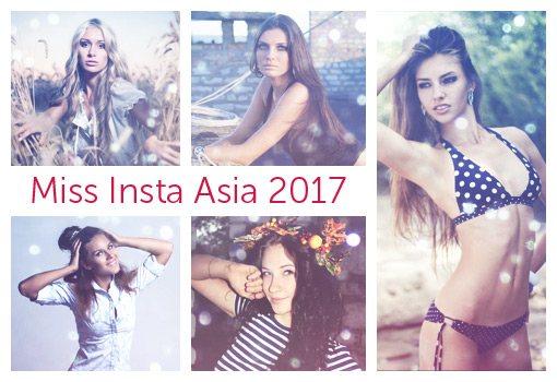 Winner of Miss Insta Asia beauty contest declared!