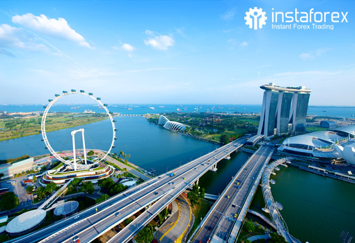 InstaForex at ShowFx Asia in Singapore