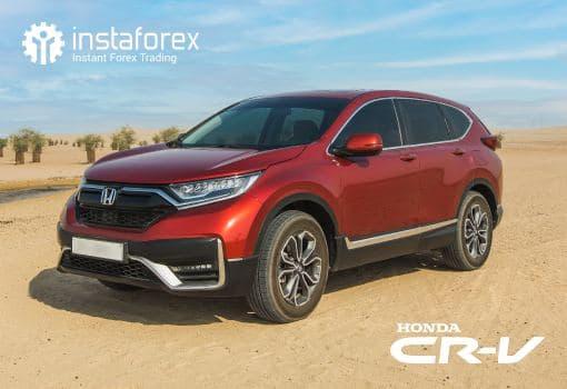Batas waktu undian Honda CR-V semakin dekat! Segera bergabung dalam undian ini!
