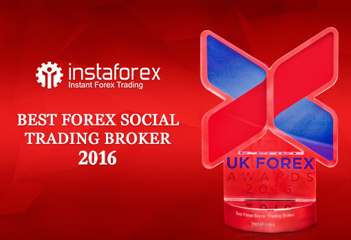 InstaForex – Best Social Trading Broker by UK Forex Awards