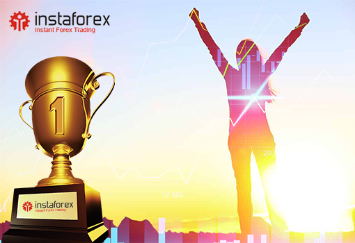 Interested to find out who won interim contests with InstaForex?