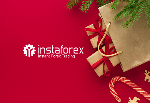 New Year gift from InstaForex