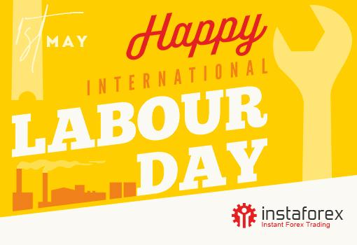 Selamat Hari Buruh Internasional!