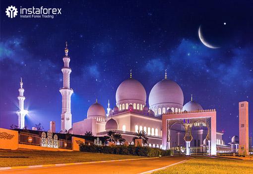 InstaForex xin chúc mừng tất cả khách hàng Hồi giáo trên toàn thế giới và lễ Uraza Bayram!