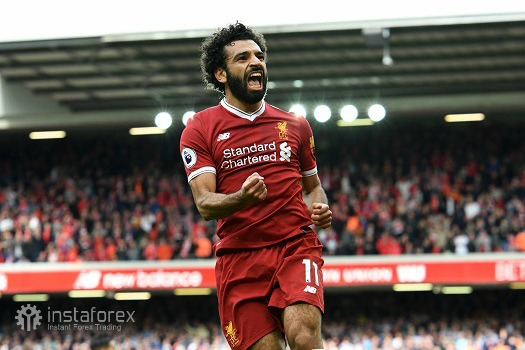 Liverpool FC: Mohamed Salah's spring records