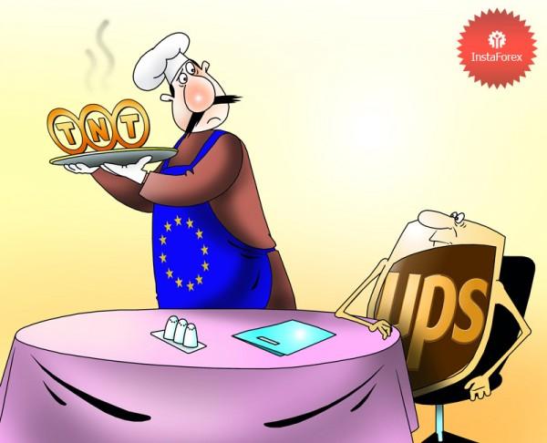 Акции голландских курьеров рухнули на 40 процентов из-за срыва сделки с UPS