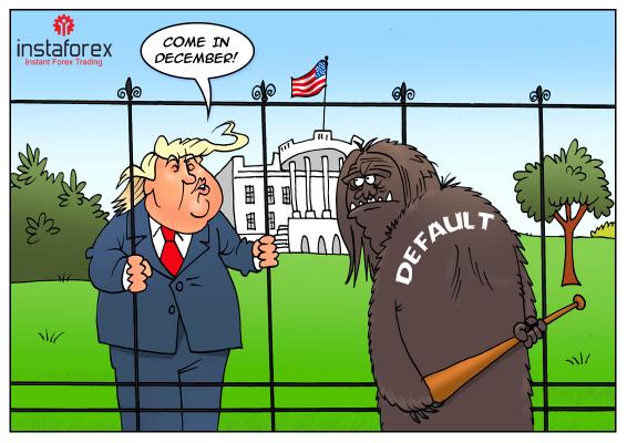 USA: utang kami mencapai rekor, kita akan dengan mudah menunda default!