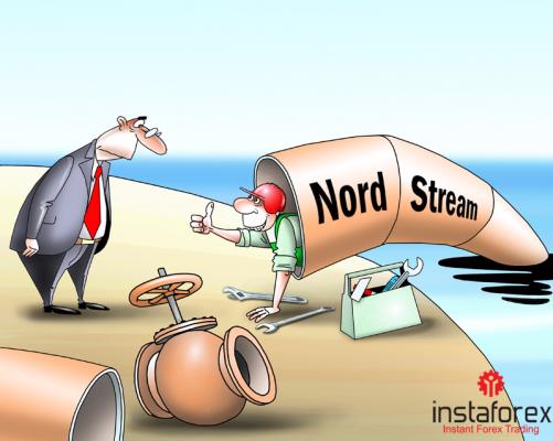 Saluran pipa Nord Stream ditutup untuk perawatan sampai 22 September