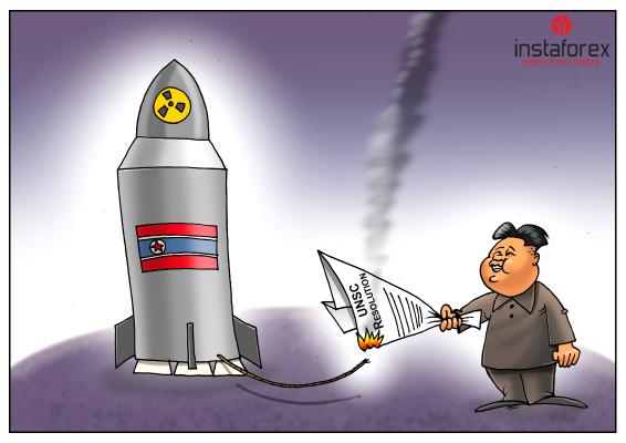 联合国安理会对朝鲜实施新制裁