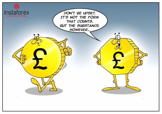 Perbendaharaan UK mengambil duit syiling £ 1 lama keluar daripada kitaran