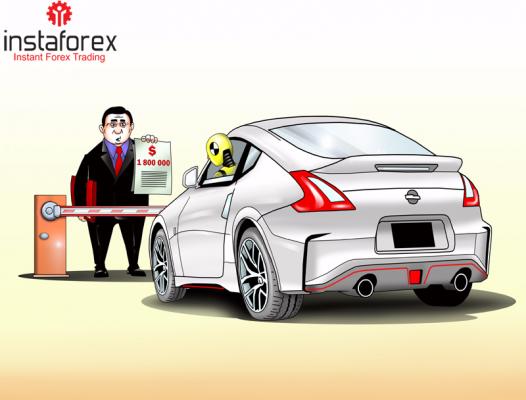 Nissan boleh didenda kerana penurunan jualan