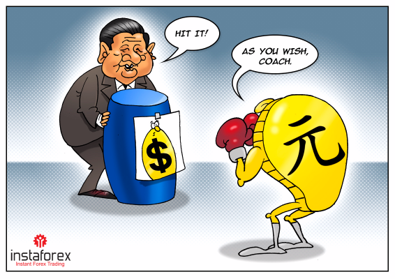 USD pierde terreno en medio del rápido crecimiento del CNY
