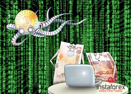 Биткоин стал шестой валютой в мире по обороту