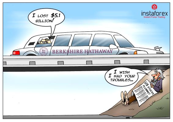世界上最富有的人在一天内失去1000亿美元