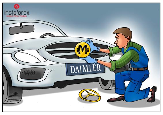 Daimler memperkenalkan mata wang kripto mereka sendiri