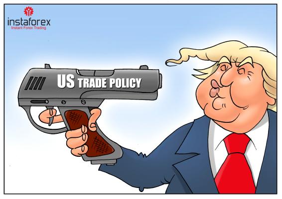 Rusia Menargetkan Kebijakan Perdagangan Proteksionis AS