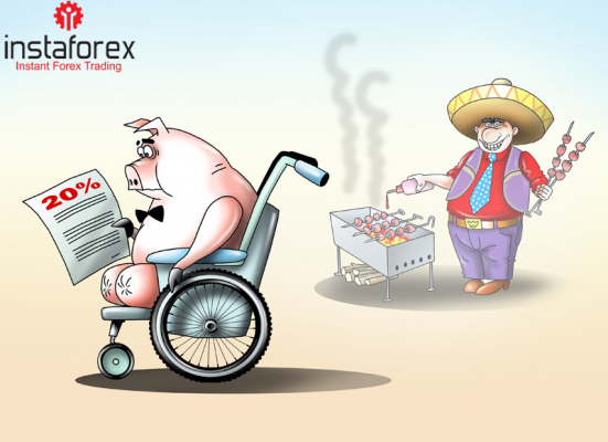 मेक्सिको अमेरिकी पॉर्क पर 20% टैरिफ लगाएगा