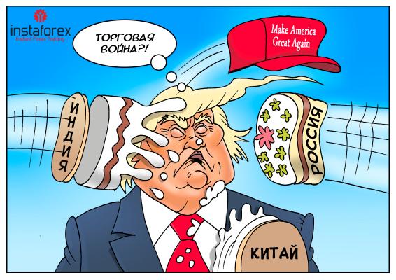 Не победить эту страну! Все на торговую войну!