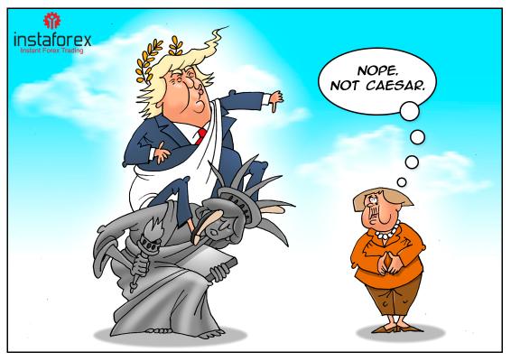 امریکی معیشت کومجروح کرنے کے ٹرمپ کے سیاسی عزائم