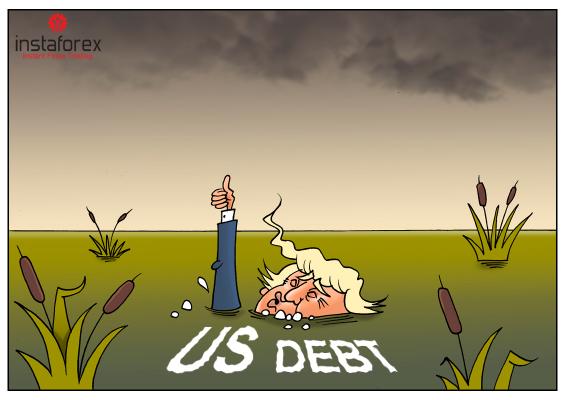 امریکی قرض تاریخی اوںچائیوں کی طرف بڑھ رہا ہے