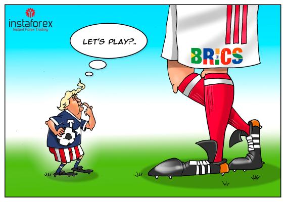 کونسے بریکس ممالک امریکہ کے ساتھ مزاحمت کرنا چاہتے ہیں؟