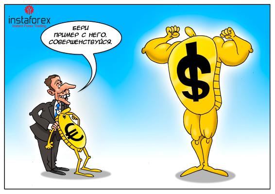 Евросоюз не видит альтернативы доллару, хотя пытается её найти