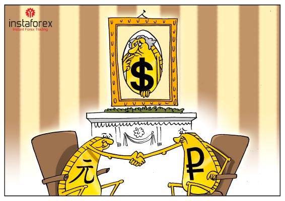 Россияне в массовом порядке забирают валюту из банков