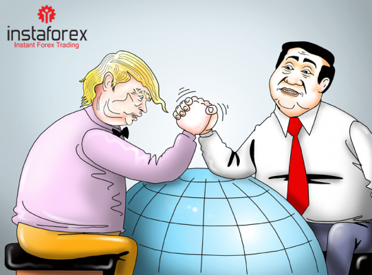 Hubungan Perdagangan Amerika Serikat - China Terus Menegang