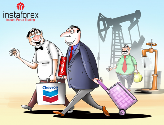 Exxon dan Chevron akan Menjual Saham Mereka di Ladang Minyak Azeri